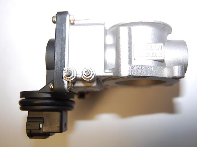 Corpo farfallato carburatore Nissan Micra k12 original 16119-ax000